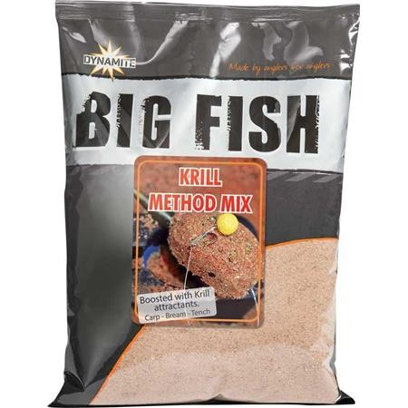 METHOD MIX DYNAMITE BAITS KRILL METHOD MIX BIG FISH
