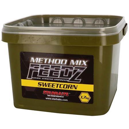 METHOD MIX STARBAITS FEEDZ METHOD