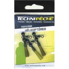 Tying Technipêche MINI HELICOPTERE POUR MONTAGES FLUOROCARBONE MINI HELICOPTERE TECHNIPECHE POUR MONTAGES FLUOROCARBONE MINI HÉLICOPTÈRE