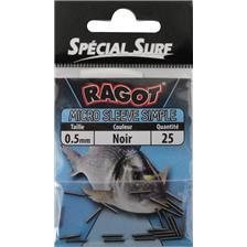 MINI SLEEVE RAGOT - PACK OF 25