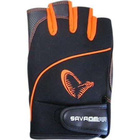 MITAINES HOMME SAVAGE GEAR PROTEC GLOVE