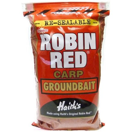 MIX DYNAMITE BAITS GROUNDBAIT ROBIN RED