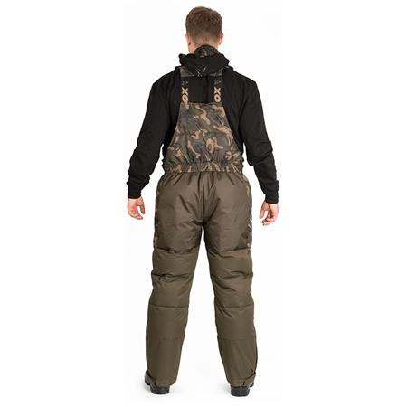 MONO HOMBRE FOX RS QUILTED