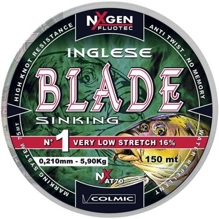 MONOFILAMENT COLMIC BLADE SINKING