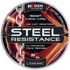 MONOFILAMENT COLMIC STEEL RESISTANCE NX 80