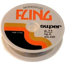 MONOFILAMENT FLY MAXIMA FLING - TRANSPARENCY
