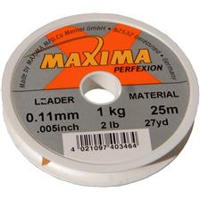MONOFILAMENT FLY MAXIMA PERFEXION - CRYSTAL