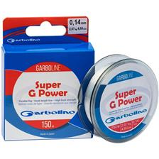 MONOFILAMENT GARBOLINO GARBOLINE POWER & STIFF - 150M