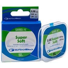 MONOFILAMENT GARBOLINO GARBOLINE SUPER SOFT - 50M