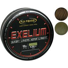 MONOFILAMENT KARPFEN EXELIUM FUN FISHING