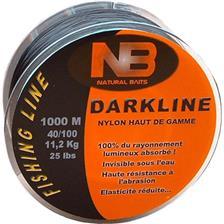MONOFILAMENT NATURAL BAITS DARKLINE