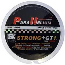 MONOFILAMENT PARALLELIUM STRONG + GT1 - 100M