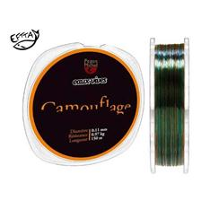 MONOFILAMENT PEZON & MICHEL LIVING WATERS CAMOUFLAGE