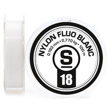 MONOFILAMENT PIERRE SEMPE FLUO WHITE