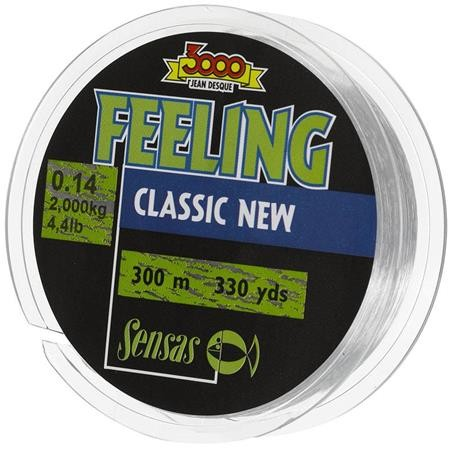 MONOFILAMENT SENSAS FEELING CLASSIC NEW