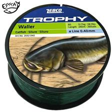 MONOFILAMENT ZEBCO TROPHY SILURE