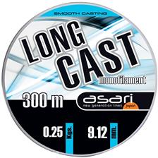 MONOFILAMENTO ASARI LONG CAST - 1000M