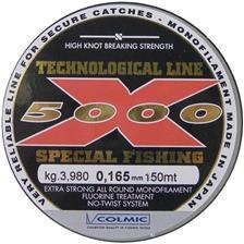MONOFILAMENTO COLMIC X5000 - 150M