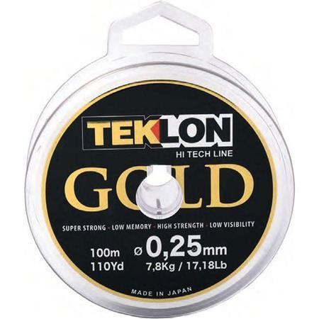 MONOFILAMENTO TEKLON GOLD - 150M