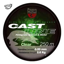 MONOFILE ANGELSCHNUR PEZON & MICHEL CAST LINE CLEAR