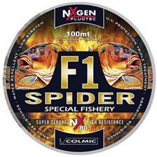 MONOFILO -100M COLMIC F1 SPIDER NX 80