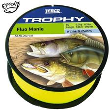 MONOFILO ZEBCO TROPHY FLUO MANIE