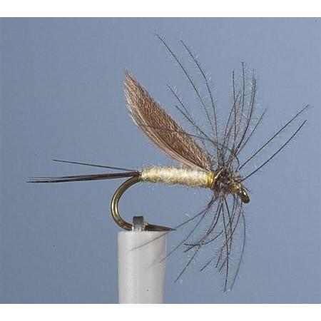 Pesca con mosca de rayas de Georgia
