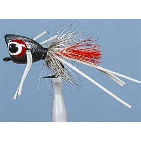 MOUCHE A BLACK BASS JMC POPPER BASS 22