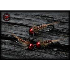 Flies Tubertini NYMPHE N24 N°16