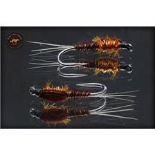 Flies Tubertini NYMPHE N38 N°16