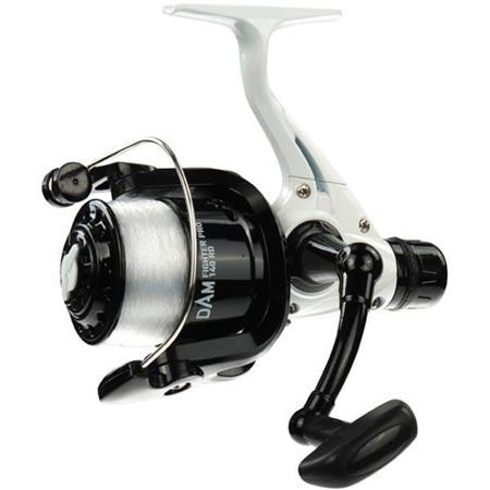 MOULINET DAM QUICK FIGHTER PRO RD WITH LINE