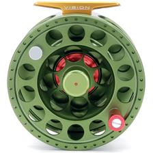 Reels Vision RULLA CUSTOM BIG DADDY MOULINET MOUCHE VRB3