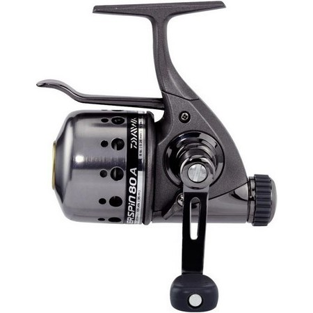 MOULINET TRUITE DAIWA UNDERSPIN 80A ET 120A