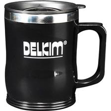 MUG DELKIM STAINLESS STEEL THERMAL MUG