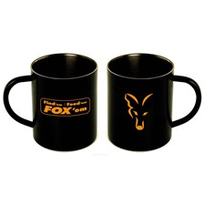 MUG INOX FOX STAINLESS STEEL MUG - PACK DE 6