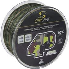 MULTIFILAR CARP SPIRIT 4-D CAMO BRAID - 300M