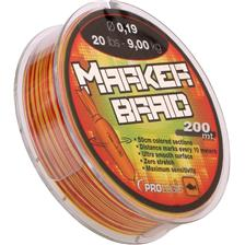 MULTIFILAR CARPA PROLOGIC MARKER BRAID - 200M