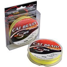 MULTIFILAR CAT SPIRIT BRAID LURES