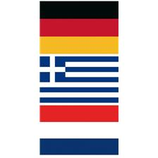 NATIONALE VLAG FORWATER