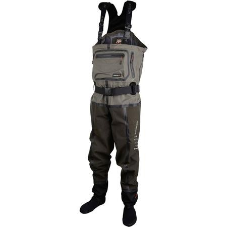 NEOPRENE/BREATHING STOCKING WADERS SCIERRA X-TECH 20000 CHEST WADER STOCKING FOOT