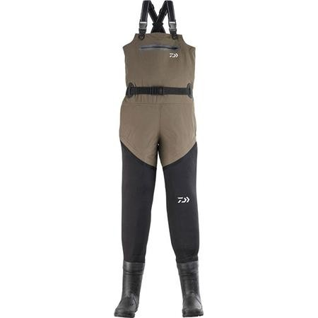 NEOPRENE/BREATHING WADERS DAIWA WITH RUBBER BOOTS