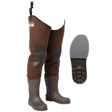 NEOPRENE WADERS GARBOLINO PRECISION PRO MIXED SOLES