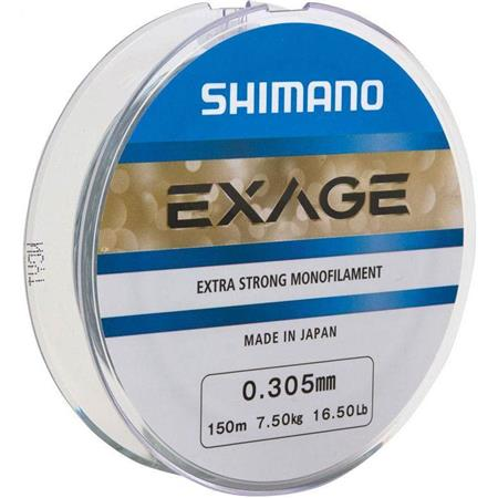 NYLON ANGELSCHNUR SHIMANO EXAGE 150M