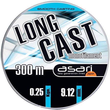 NYLON ASARI LONG CAST - 300M