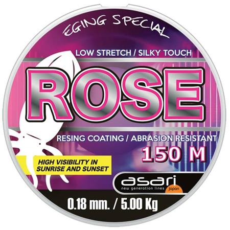 NYLON ASARI ROSE - 150M