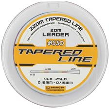 NYLON ASSO TAPERED LINE - 220M