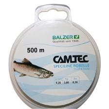 Lines Balzer CAMTEC SPECILINE TRUITE 25/100