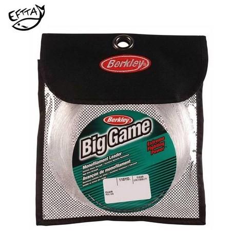 NYLON BERKLEY BIG GAME CLEAR - 50M