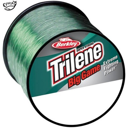 NYLON BERKLEY TRILENE BIG GAME - VERT