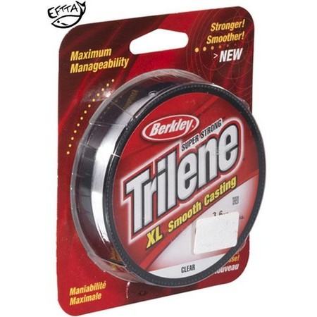 NYLON BERKLEY TRILENE XL SMOOTH CASTING - 270M